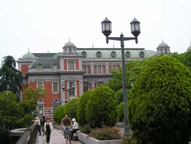 大阪中之島の中央公会堂