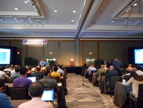 図1 ハワイで開催された2016 Symposium on VLSI Technology and Circuits