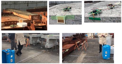 図1 コンクリートの予防保全にIoTが使われる 出典:NTTデータ経営研究所、土木研究所