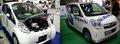 電池の共同開発、電池サイズの標準化、充電設備など電気自動車開発が加速