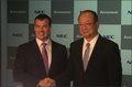 NECとレノボのパソコン提携は持ち株方式で互いにブランドを維持する