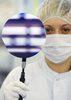 6インチのGaN on Siウェーハで1 mm2のパワーLEDチップの光出力が634mW