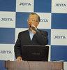 JEITA半導体部会、海外と同じ土俵を政府に要望、齋藤昇三新部会長語る