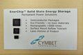 厚さ150µmのLiイオンバッテリ、半導体プロセスで作製、商品化1号