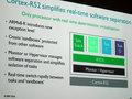 ARMの新IP、Cortex-R52は冗長構成でかつ高速化