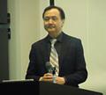 これから再起動をかける、東大を退官する桜井貴康教授