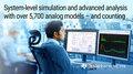 5700ものICモデルを取り込んだPSpiceをTIが無償で提供